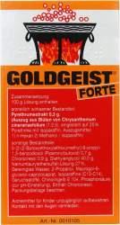 Goldgeist® forte 75 ml Lsg.