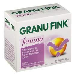 GRANU FINK® femina 120 Hartkaps.