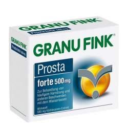 GRANU FINK® Prosta forte 500 mg 80 Hartkaps.