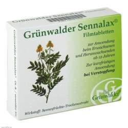 Grünwalder Sennalax® 30 Filmtbl.