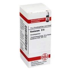 Guaiacum D6 DHU Glob. 10g