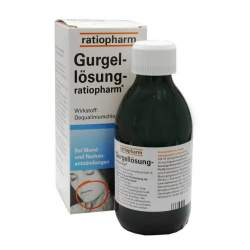 Gurgellösung-ratiopharm® 200 ml