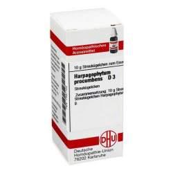 Harpagophytum procumbens D3 DHU Glob. 10 g
