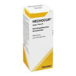 Hechocur spag. Peka N Tropf. 50 ml