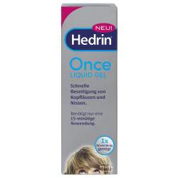 Hedrin® Once Liquid Gel 100 ml
