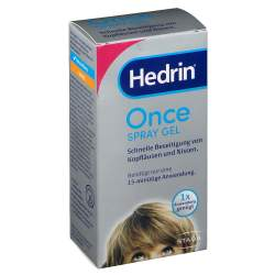 Hedrin® Once Spray Gel 60 ml