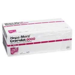 Hepa-Merz® Gran. 6000 100 Btl.