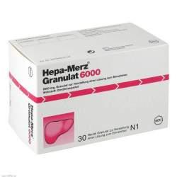 Hepa-Merz® Gran. 6000 30 Btl.