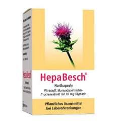 HepaBesch® 50 Hartkapseln
