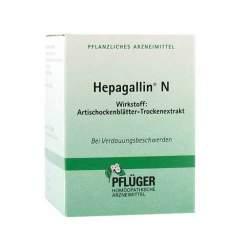 Hepagallin® N 100 Drg.