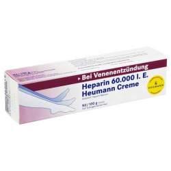 Heparin 60.000 I.E. Heumann 100g Creme