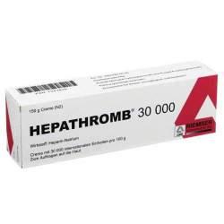 Hepathromb® 30000 Creme 150 g