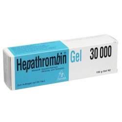 Hepathrombin®-Gel 30000 I.E. 100g Gel
