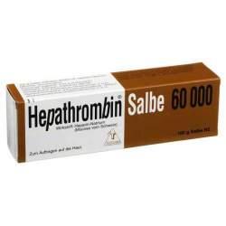 Hepathrombin®-Salbe 60000 I.E. 100g Salbe