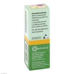 Herba-Vision® Kamille plus 15ml Augentropf.