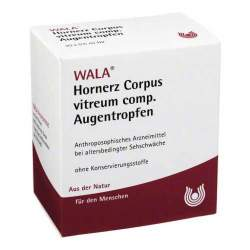 Hornerz/Corpus vitreum comp Wala 30x0.5ml AT ED