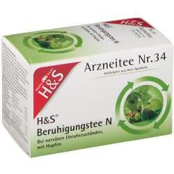 H&S Beruhigungstee N 20x2 g