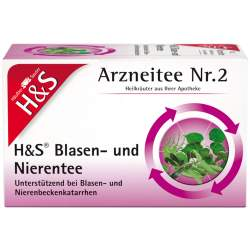 H&S Blasen- u. Nierentee 20 Teebeutel