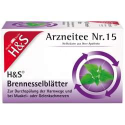 H&S BRENNESSELBLAETTERTEE 20x1.6 g
