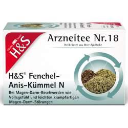 H&S Fenchel-Anis-Kümmel N 20x2.0 g