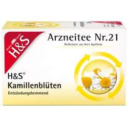 H&S Kamillentee 20 Filterbeutel