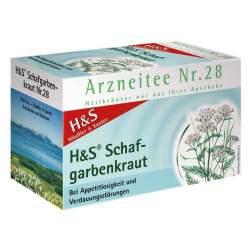 H&S SCHAFGARBENTEE 20x1.7 g