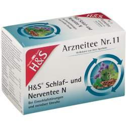 H&S Schlaf- und Nerventee N 20x2.0 g