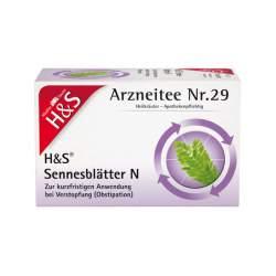 H&S Sennesblätter N 20 Filterbtl.