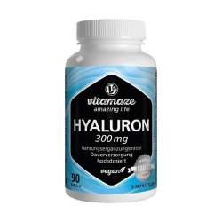 Hyaluronsäure 300 mg hochdosiert 90 vegane Kapseln