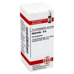 Hydrastis D6 DHU Glob. 10g