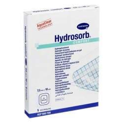 Hydrosorb® comfort 5 Kompressen 7,5 cm x 10 cm