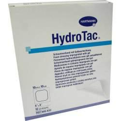 HydroTac® Schaumverband 10 Verbände 10 cm x 10 cm