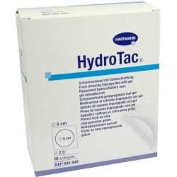 HydroTac® Schaumverband 10 Verbände 6 cm rund