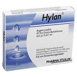 Hylan® ED Augentropf. 10 St.