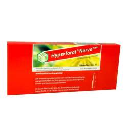 Hyperforat Nervohom Amp. 10x2 ml