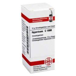 Hypericum C1000 DHU Glob. 10 g