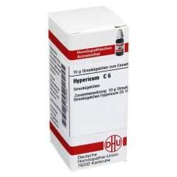 Hypericum C6 DHU Glob. 10 g