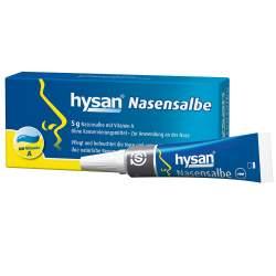 hysan® Nasensalbe 5g