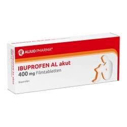 Ibuprofen AL akut 400mg 10 Filmtbl.