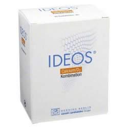 Ideos® 500 mg/400 I.E. 90 Kautabletten