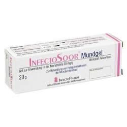 INFECTOSOOR® Mundgel, 20 mg/g Gel zur Anwendung in der Mundhöhle 20g
