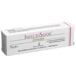 Infectosoor Zinksalbe 15g Salbe