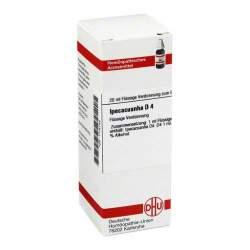 Ipecacuanha D4 DHU Dil. 20 ml
