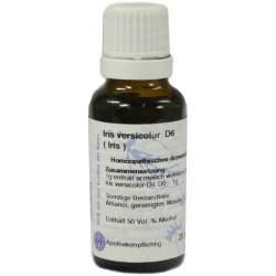 Iris Versic. D6 Hanosan Dil. 20ml
