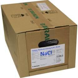 Isotone Kochsalz-Lösung 0,9% Braun Infusionslösung 20 Ecobag 500 ml