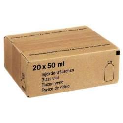 Isotone Natriumchloridlösung 0,9 % Braun Injektionslösung, 20 Durchstechfl. 50 ml