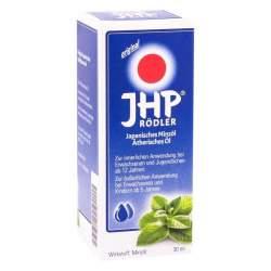 JHP Rödler Japanisches Minzöl Ätherisches Öl 30 ml