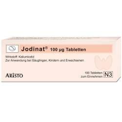 Jodinat® 100 µg 100 Tbl.