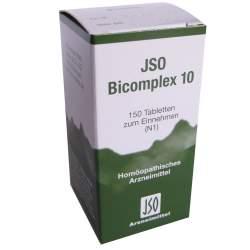 Jso Bicomplex Heilmittel Nr 10 150 Tbl.