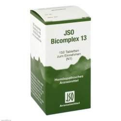 Jso Bicomplex Heilmittel Nr 13 150 Tbl.
